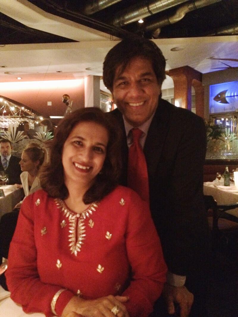 Power Team – Rukhsana Vohra & Khalid Vohra Chairman and Managing Director, SAI Group