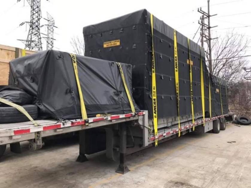 FTGV Transport Logistics Project Cargo