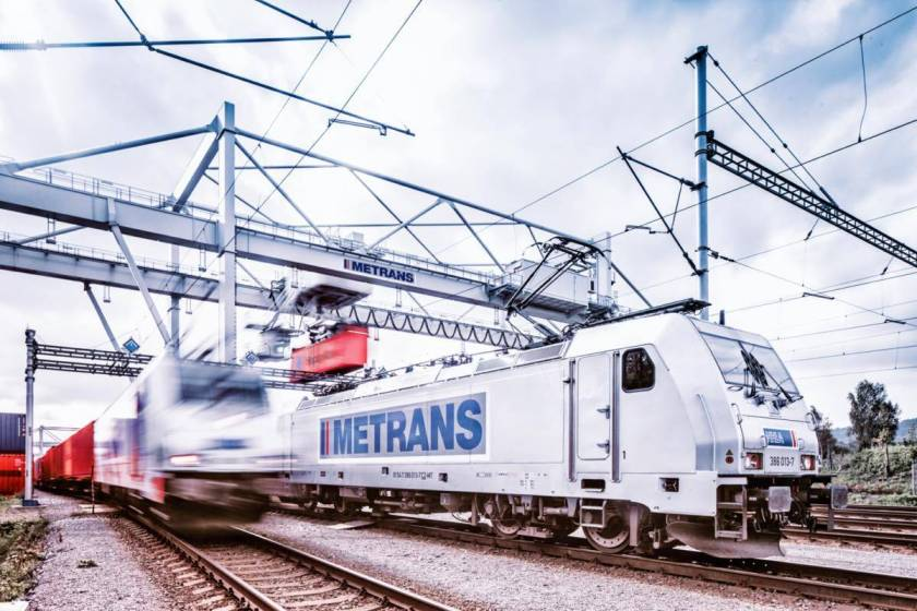 Metrans is a subsidiary of HHLA © HHLA / Thies Rätzke
