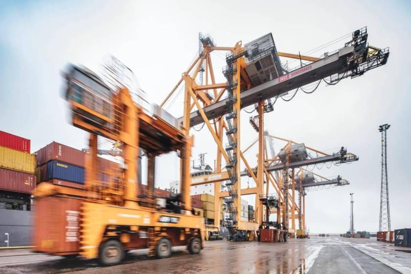 TK Estonia Container Terminal © HHLA / Thies Rätzke