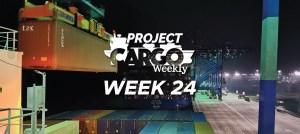 Week #24 - 2020