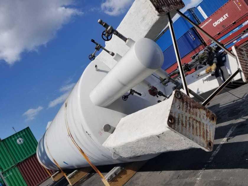 LTN Logistics International Tower Project Cargo Photo