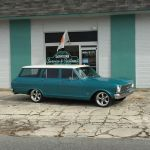 1965 Chevrolet Nova Station Wagon On Air Bags Project Cars For Sale