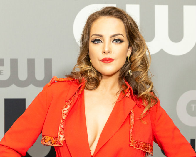 Elizabeth Gillies Dynasty The CW