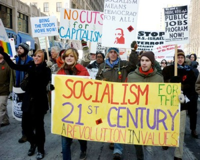 Poll Finds Millennial Democrats Identifying as Socialists - Validated Independent News