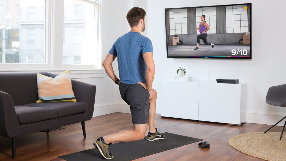 The Fitbit Diaries: Getting back into the swing of sweat.