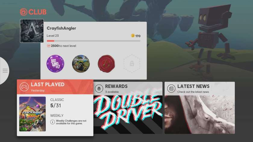 App Spotlight: Ubisoft Club | Project Downtime