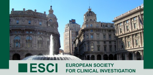 51st Annual Scientific Meeting of the European Society for Clinical Investigation in Genova Italy 1