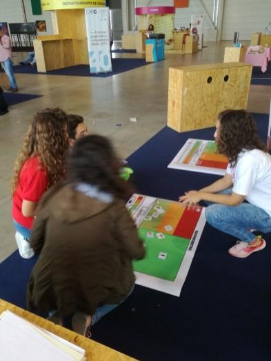 FOIE GRAS project at III Science Fair - Oliveira do Bairro, Portugal