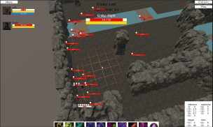 As we want the player to have as much information available to them as possible, we implemented a UI feature that shows which player character each enemy wishes to attack each turn. This means that when you select a player, you can see all the enemies that intend to attack them. This will be further expanded upon as enemies will have different behaviours. Lastly, we also plan to create an 'intents' system which informs the player what each enemy will try to do each turn, and a priority order if they have multiple abilities and if certain requirements are met.