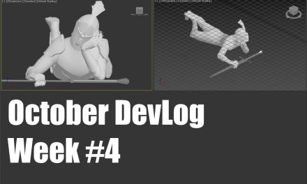 October Devlog: Week #4