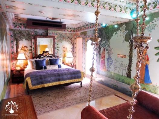 Taj Lake Palace room 2