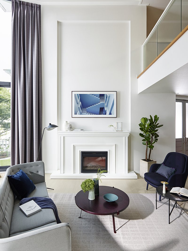 How To Turn Your Living Room Into An Art Gallery – PROJECT INSPO
