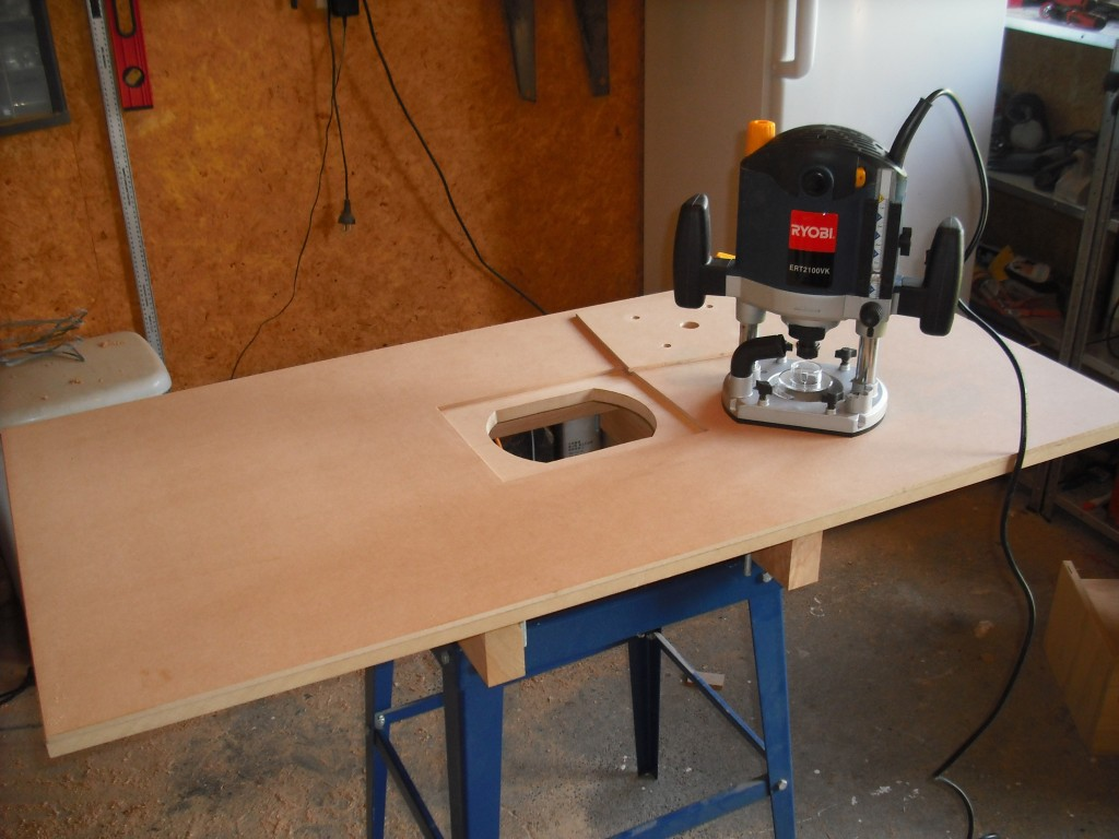 make your own router table
