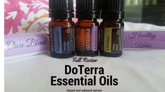 doTerra Essential Oils | Product Review