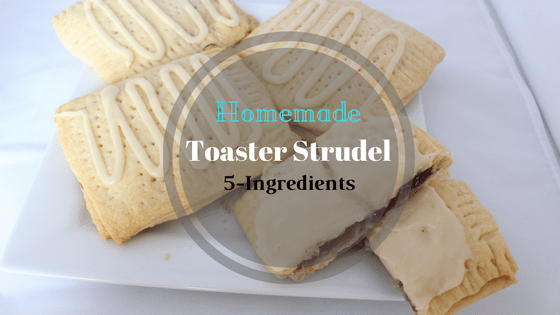 Toaster Strudel Recipe -5 ingredients
