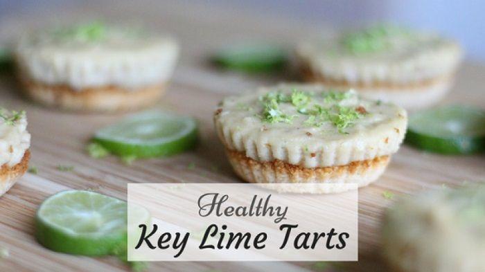 Healthy Key Lime Tart Recipe