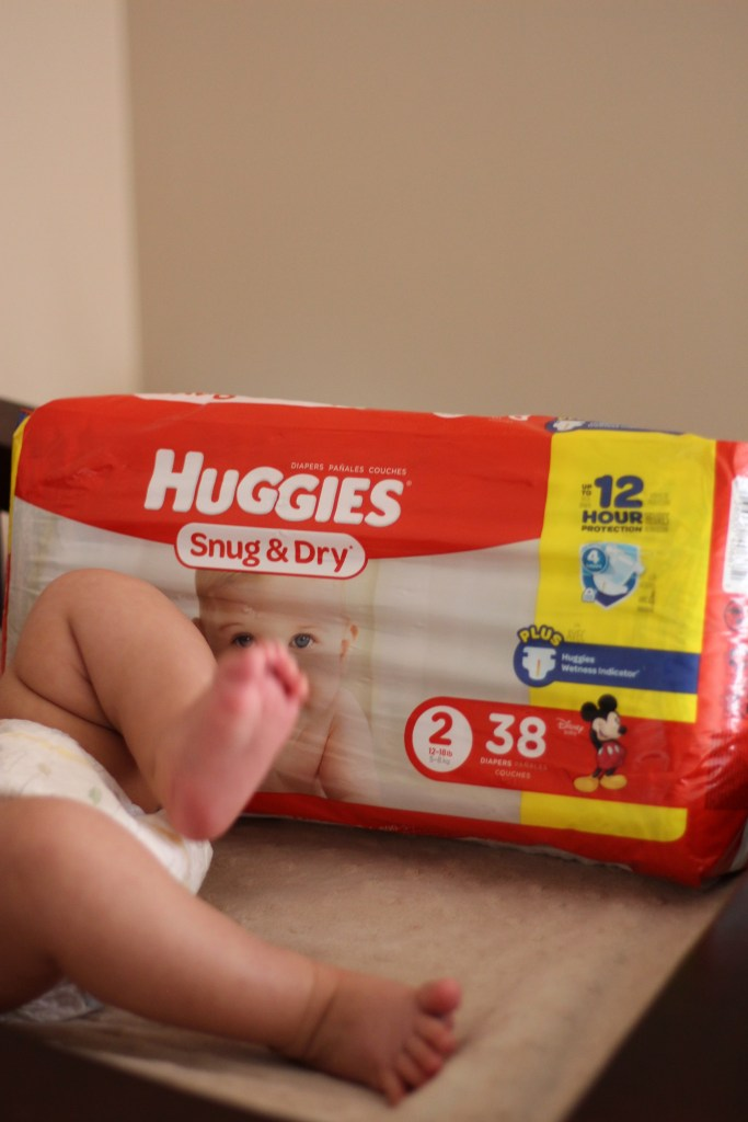 huggies little movers snug and dry no baby unhugged