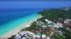 VIDEO: Boracay Island Philippines Aerial Tour