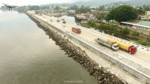 PHOTOS: Cagayan de Oro Coastal Road Opening Aerial View