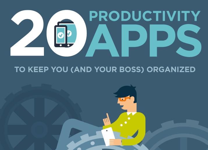 20 app per essere organizzati