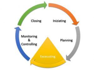 Gruppo di processi di Esecuzione del Project Management