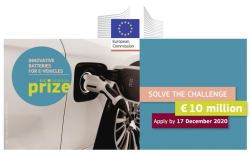 Innovative Batteries for eVehicles