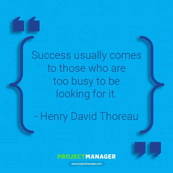 Cita de Henry David Thoreau