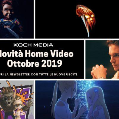Koch Media presenta le uscite di Ottobre 2019