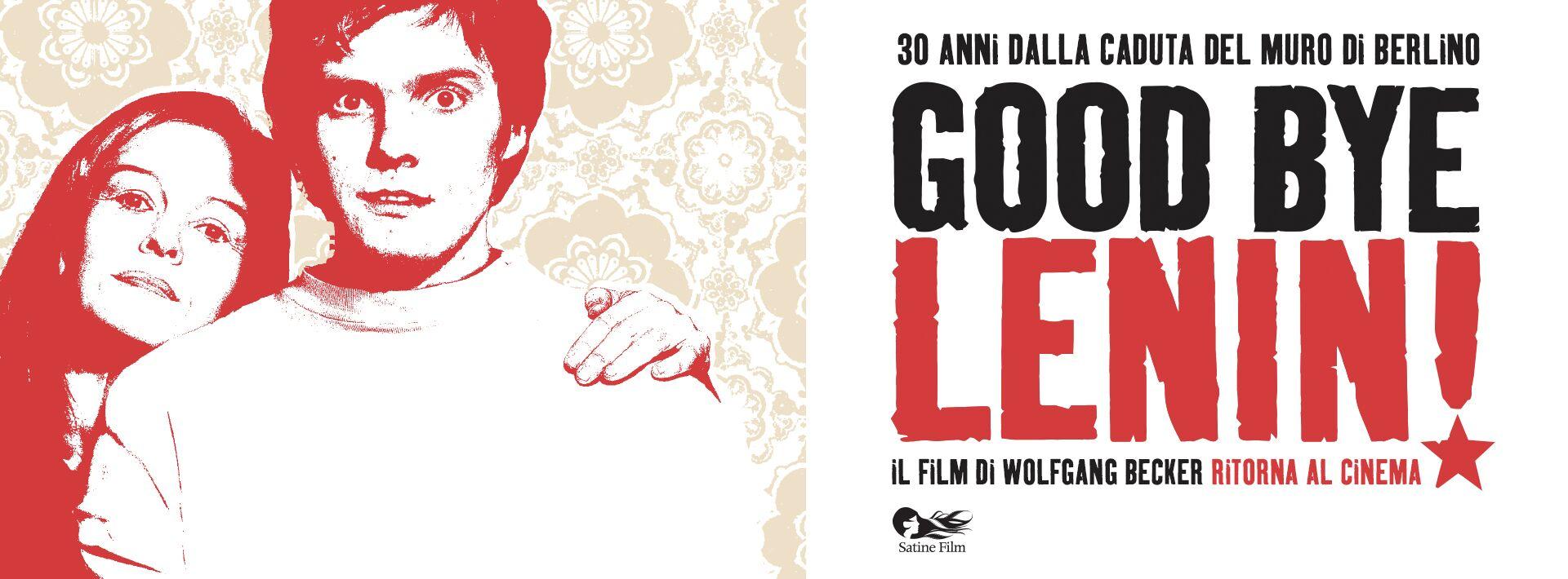 Good Bye Lenin! di Wolfgang Becker torna in sala