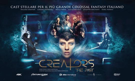 CREATORS – THE PAST: Da marzo 2020 al cinema