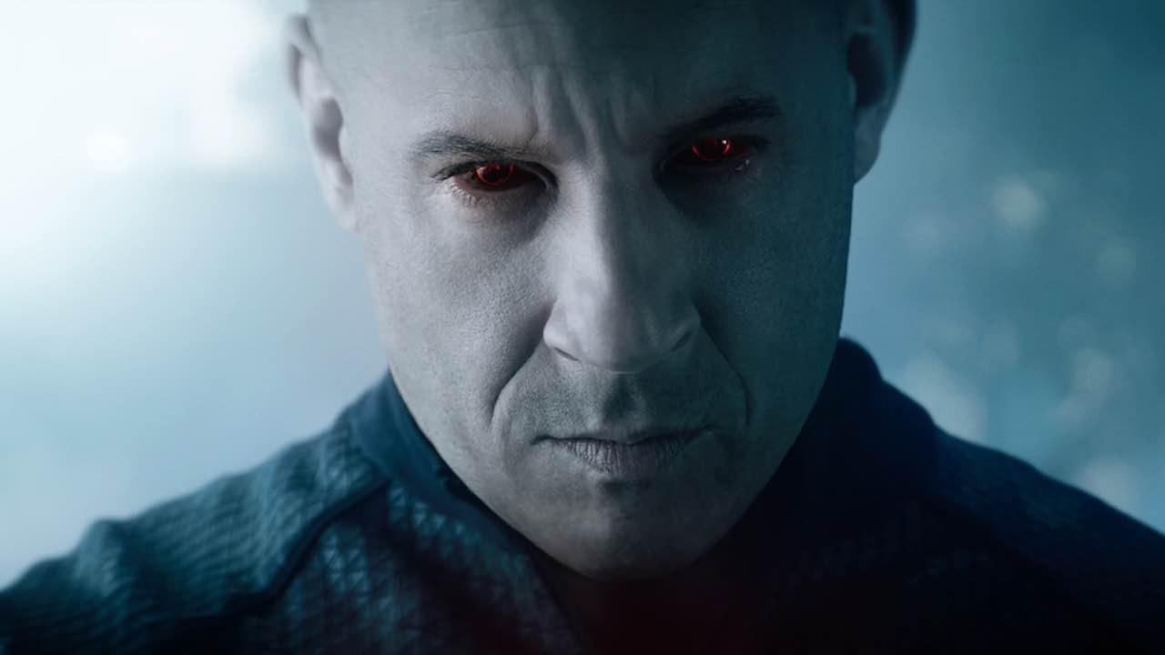 Segui Vin Diesel nei panni del supereroe tratto dai fumetti BLOODSHOT, dal 22 luglio in Home Video