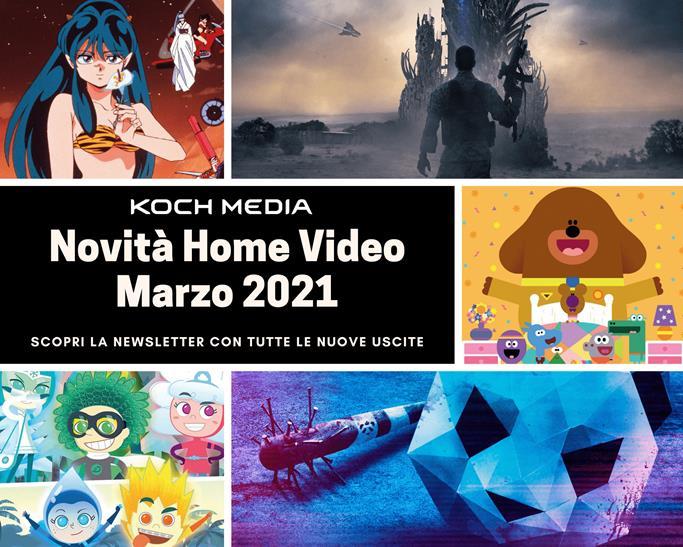 Koch Media presenta le uscite di Marzo 2021
