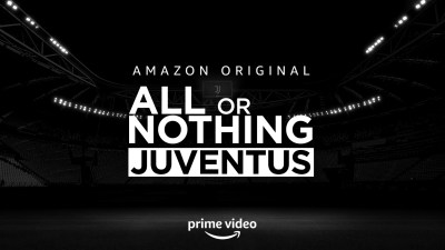 Amazon Prime Video annuncia All or Nothing: Juventus