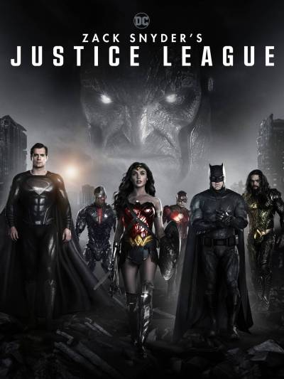 ZACK SNYDER'S JUSTICE LEAGUE arriva in DVD, Blu-Ray e 4K dal 27 maggio