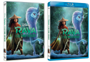 Raya e l'Ultimo Drago arriva in home-video e su Disney +