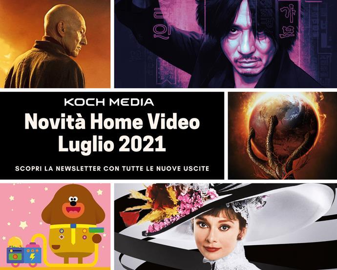 Koch Media presenta le uscite di Luglio 2021