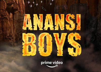 Amazon Studios ha commissionato l'adattamento di Anansi Boys di Neil Gaiman