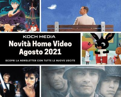 Koch Media presenta le uscite di Agosto 2021