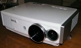 Обзор проектора для домашнего кинотеатра BenQ W500