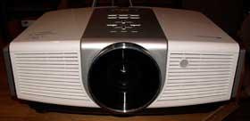 BenQ W20000 1080p, DLP, обзор проектора для домашнего кинотеатра