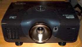 Обзор проектора BenQ W6000
