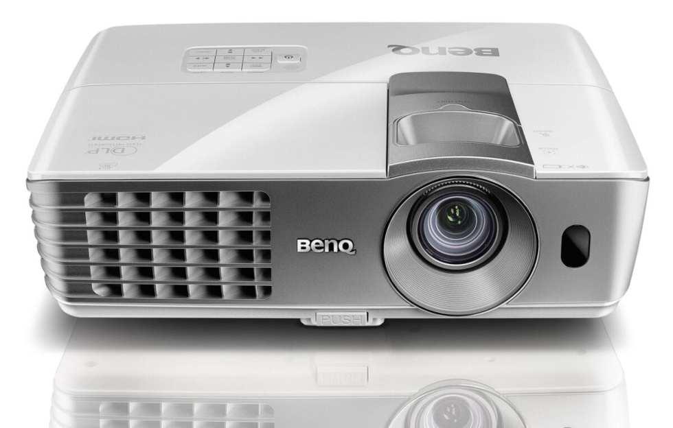 Обзор проектора для домашнего кинотеатра BenQ W1070
