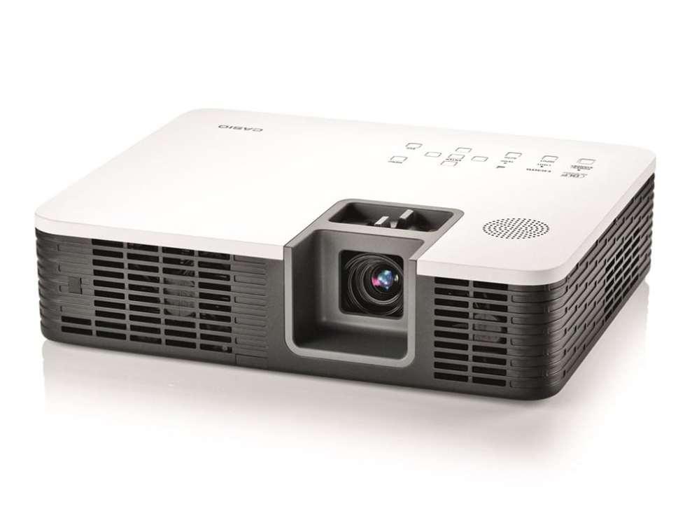 Обзор мультимедийного проектора Casio XJ-H2650 LED / Laser XGA DLP