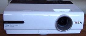 Обзор мультимедийного проектора BenQ W600 DLP