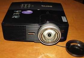 Проектор BenQ MP776ST DLP