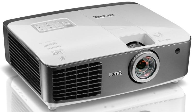 Домашний проектор BenQ W1500 - Обзор