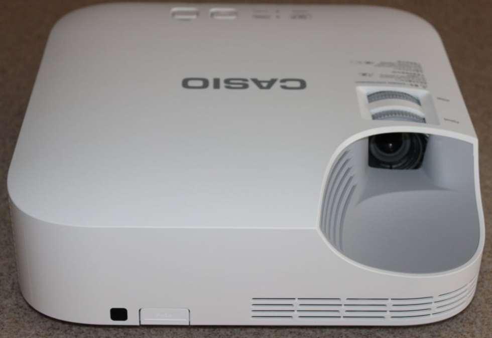 Обзор проектора Casio EcoLite XJ-V1