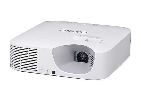 Casio Ecolite XJ-V110W - Экономичный светодиодный / лазерный проектор - Обзор