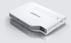 Обзор портативного светодиодного / лазерного проектора Casio XJ-A257